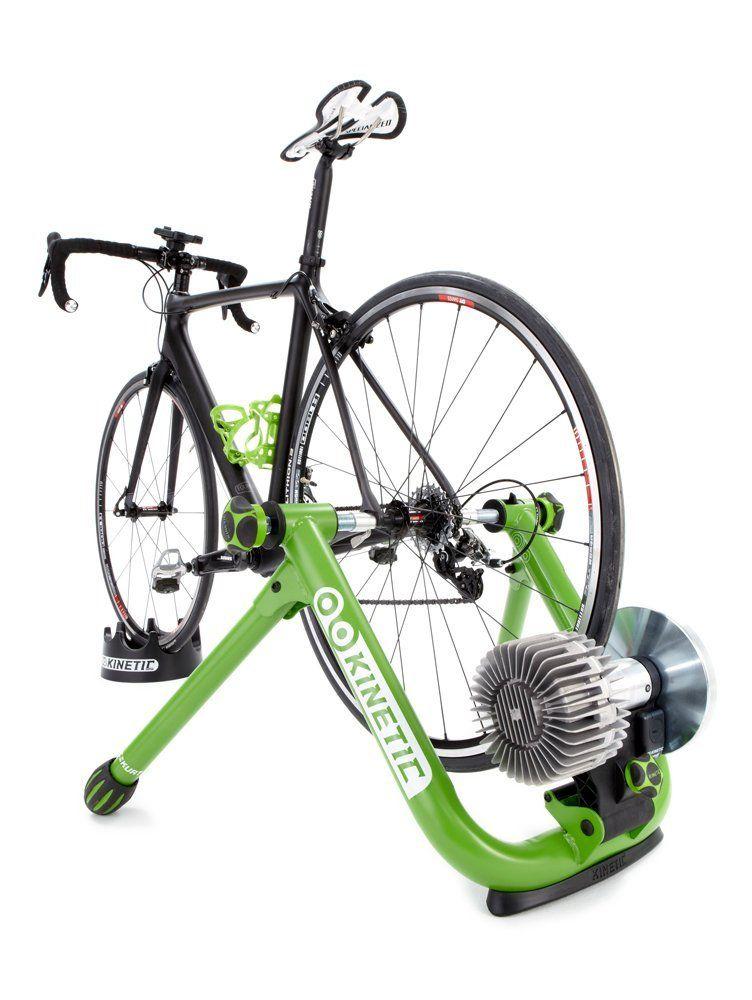 Amazon Com Kinetic Road Machine Smart Bike Trainer Sports