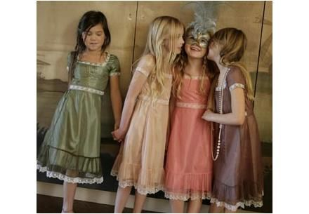 Junior Bridesmaid Dress Patterns - Ocodea.com