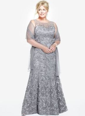 plus size mother of the bride dresses - Google Search | all things ...