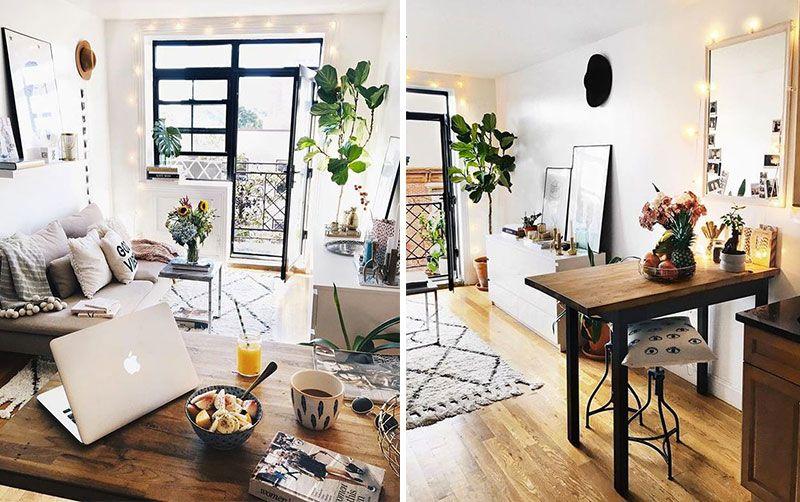Home Tour et portrait de Viktoria Dalhberg à New-york Une