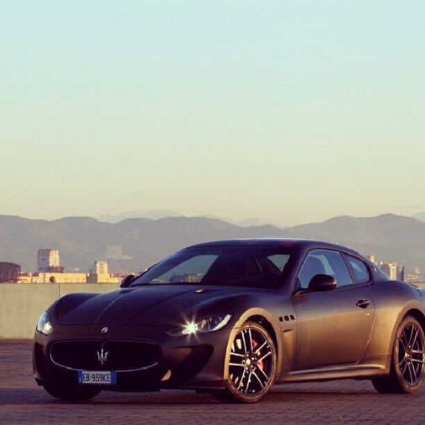 Who likes this Maserati? i certainly do!