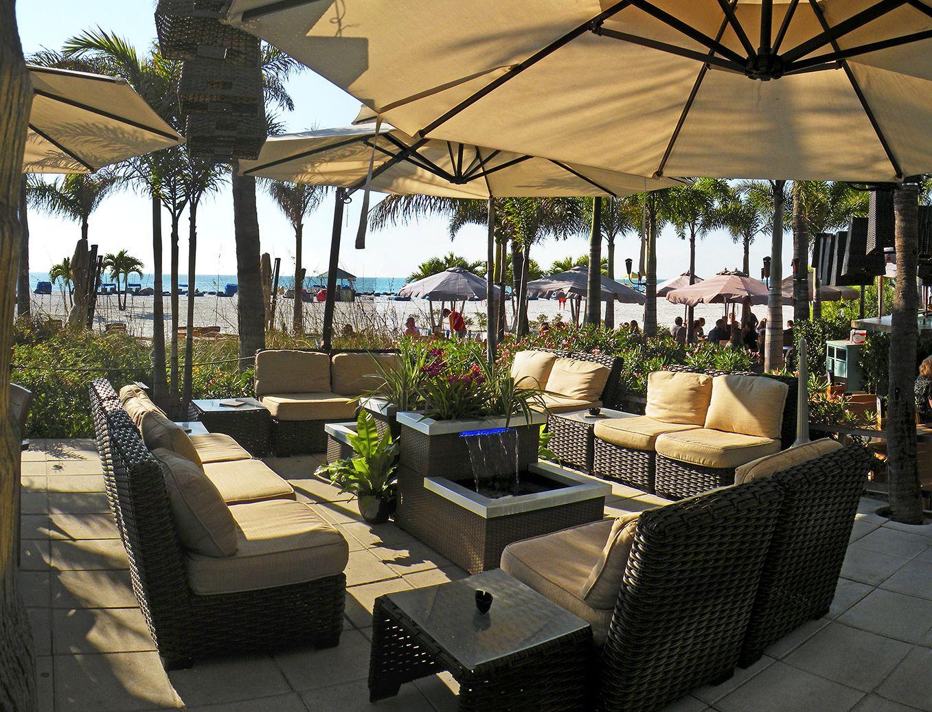 Bongos Beachside Bar Grand Plaza Resort. St Pete Beach