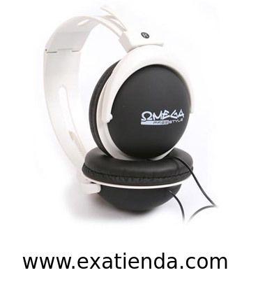 Ya disponible Auricular + mic omega blanco/negro fh0200b   (por sólo 13.99 € IVA incluído):   - Casco comodo con microfono ajustable - Impedancia: 32ohm±10% - Respuesta de Frecuencia:20-20kHz - Sensibilidad:105dB±3dB - Longitud Cable: 1.5m - Auriculares Estereo  -P/N:FH0200B - EAN: 5907595412896        Garantía de 24 meses.  http://www.exabyteinformatica.com/tienda/2982-auricular-mic-omega-blanco-negro-fh0200b #auricular+microfono #exabyteinformatica