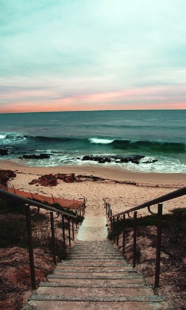 خلفيات ايفون طبيعة خلفيات ايفون جديده 2014 Beach Photo Beach Photos