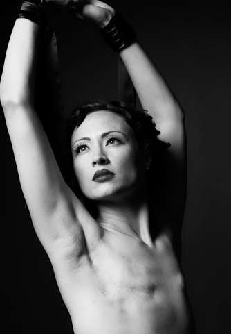 The SCAR Project is a series of large-scale portraits of young breast cancer survivors shot by fashion photographer David Jay. Primarily an awareness raising campaign, The SCAR Project puts a raw, unflinching face on early onset breast cancer while paying tribute to the courage and spirit of so many brave young women. http://www.thescarproject.org (this made me cry)  Wow.