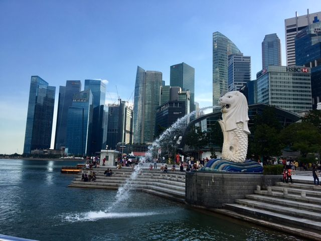 Merlion Park Singapore 24 Hours Travel Guide Asia Travel Travel Singapore