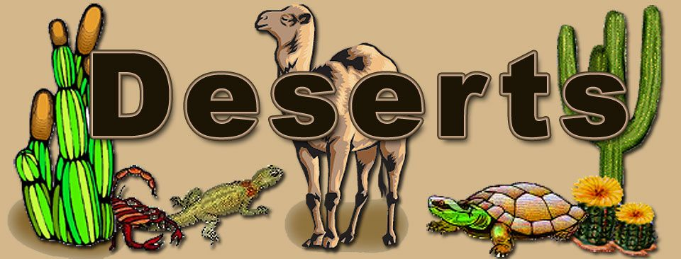 Desert site for kids. Great animal and plant pictures with ...