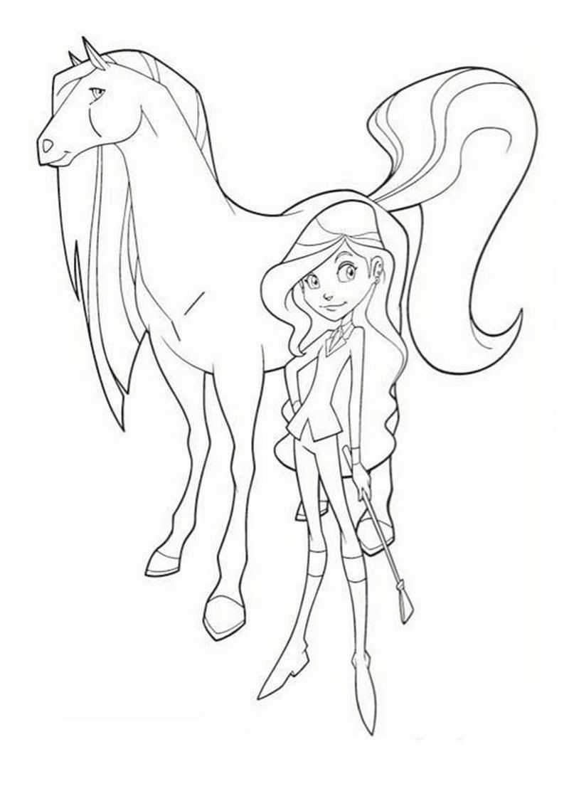Horse Cloring Pages Coloring Pages Kids Printable Coloring Pages Horse Coloring Pages