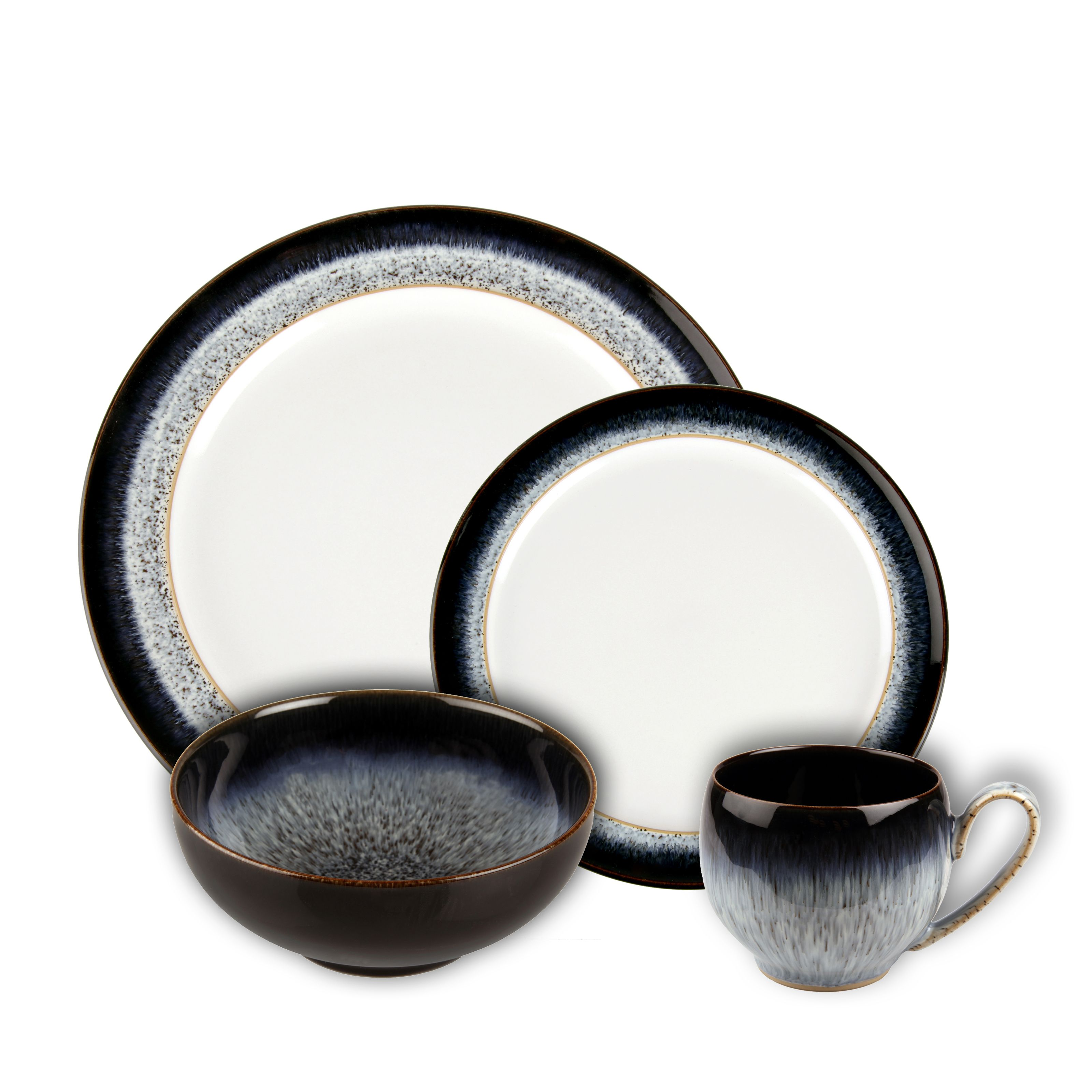 Dinner Sets Denby Dinnerware Cookware u0026 Glassware  sc 1 st  Pinterest & A statement Halo dinner set for Dad. | Denby: Fatheru0027s Day ...
