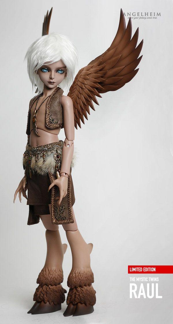 AngelHeim - Ball Jointed Doll Total Shop #bjd