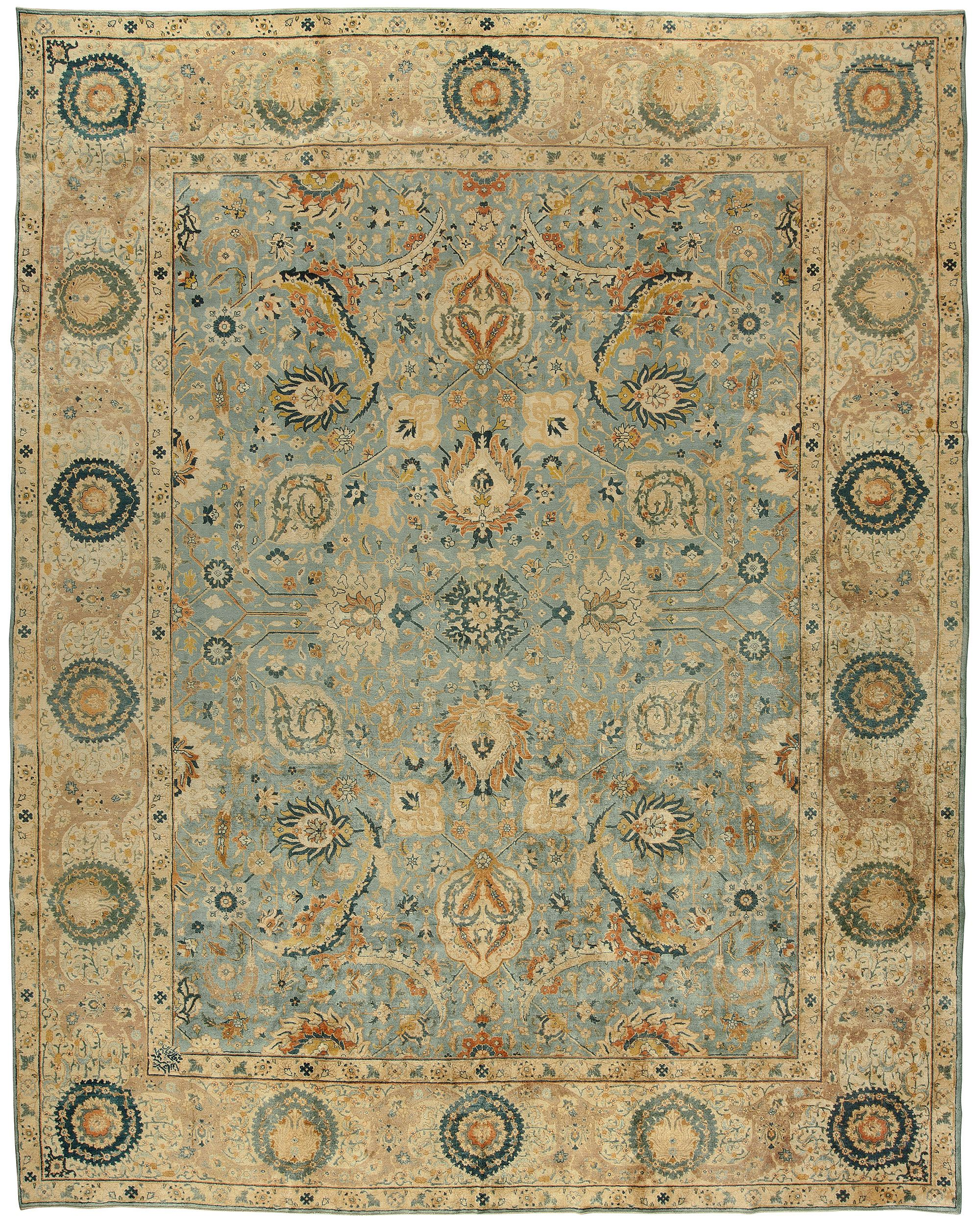 Antique Persian Tabriz Rug Rugs On Carpet Persian Tabriz Rug Tabriz Rug