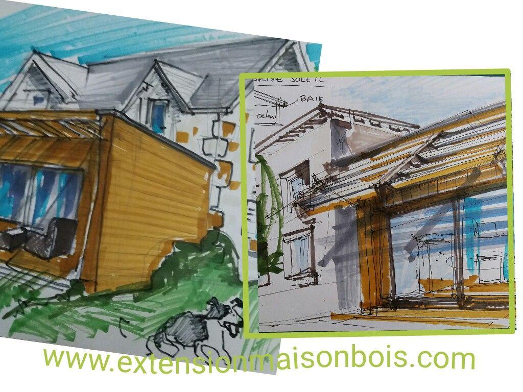 une extension maison plain pied est une bonne solution pour agrandir sa maison qui reste relativement