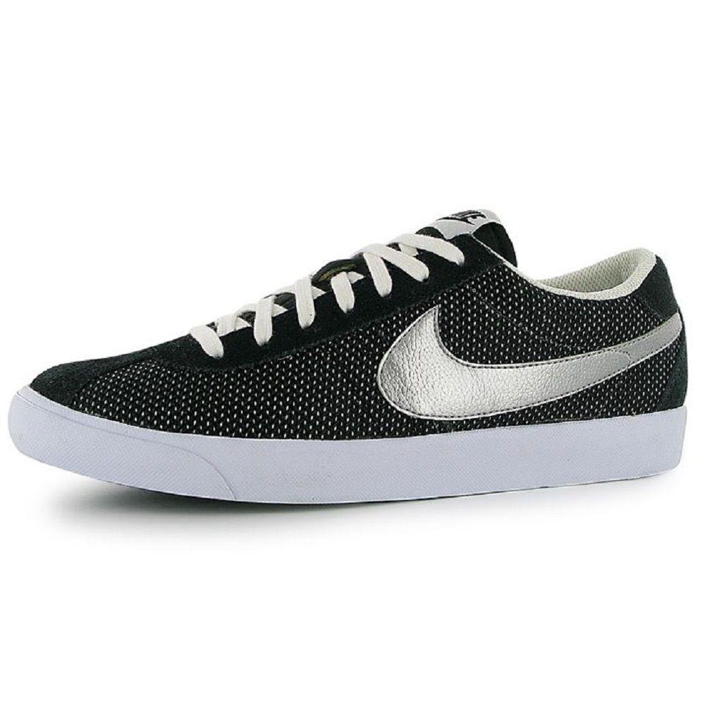 Mens Nike Trainers Nike Bruin Low Black