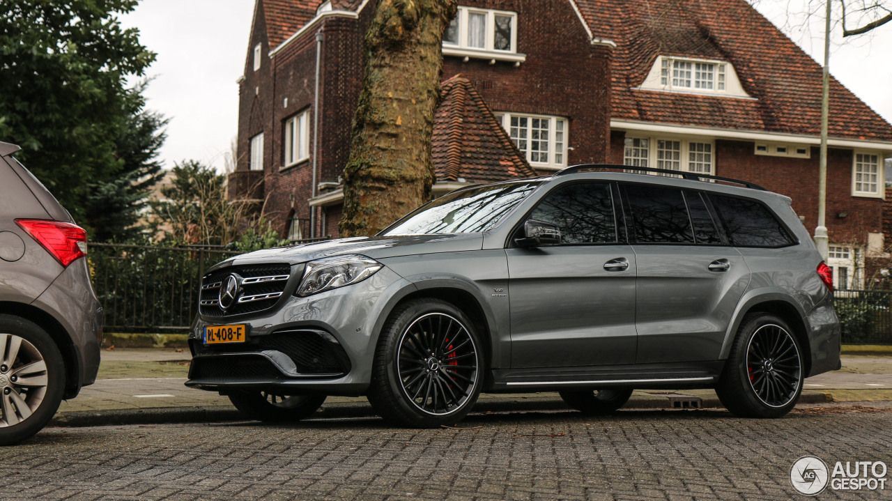 2021 Mercedes Amg Gls 63 Is Your Glorious 603 Hp Luxury 7 Seater