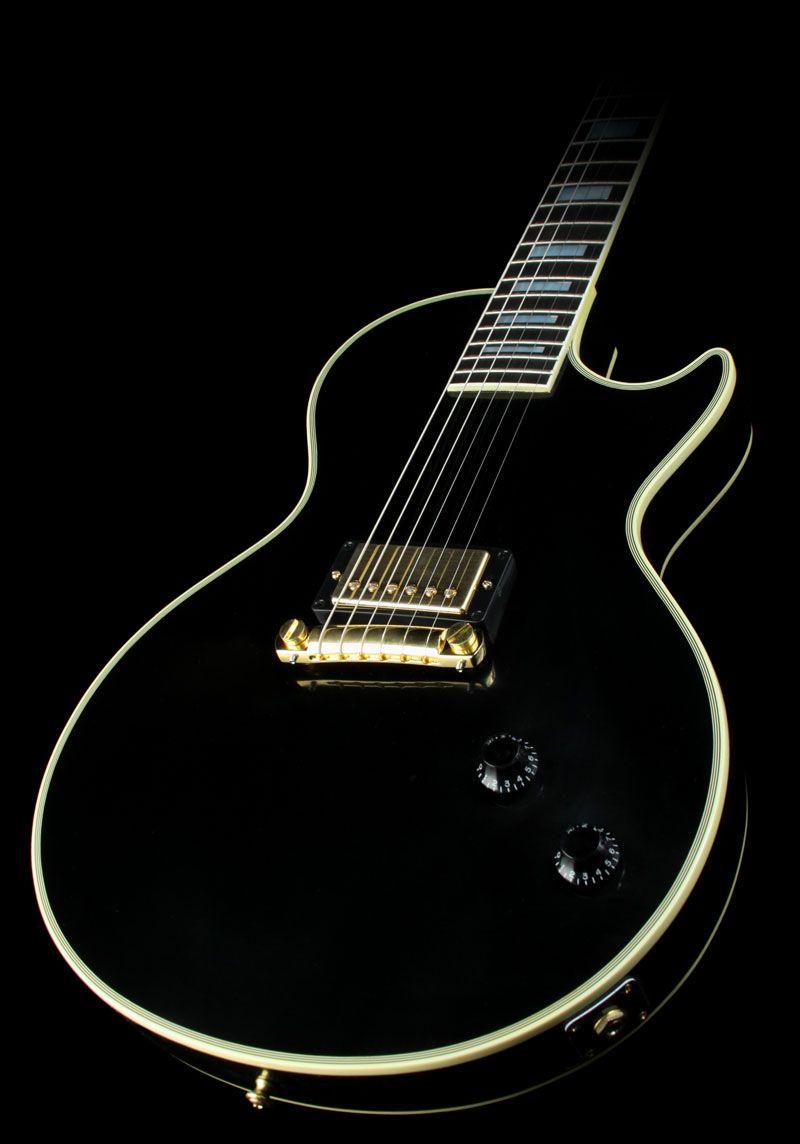 1957 les paul custom black beauty reissue guitars pinterest les paul custom les paul and. Black Bedroom Furniture Sets. Home Design Ideas