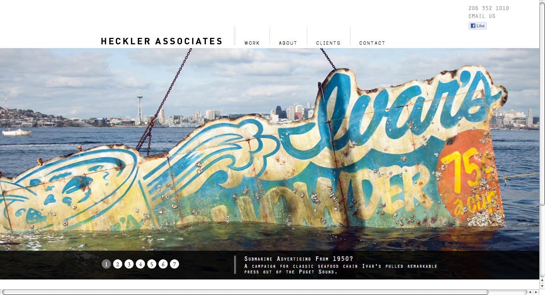 Heckler Associates  Seattle Integrated Agency  | Seattle