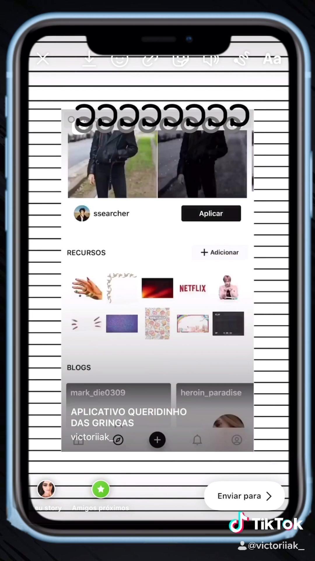 Story criativo new post igtv in 2020 Instagram editing