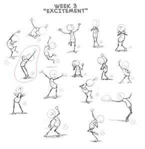 Image Result For Dynamic Animated Poses Animation Mentor Cartoon Drawings Animated Drawings