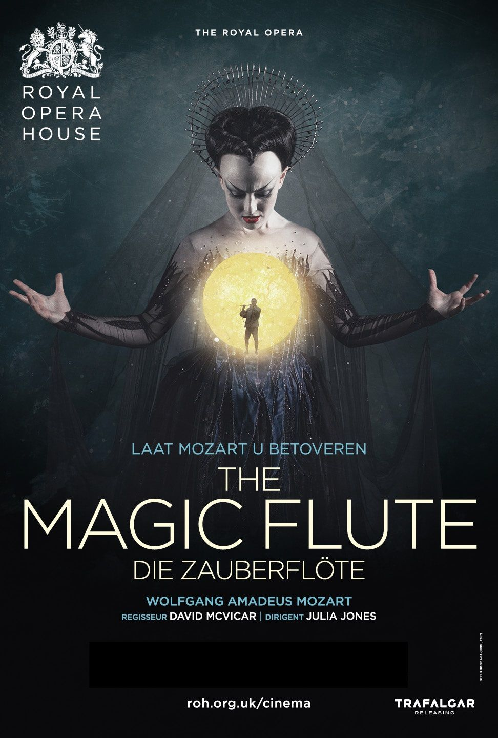 The Magic Flute Die Zauberflote Royal Opera House 5 October 2017 The Magic Flute Opera Opera House