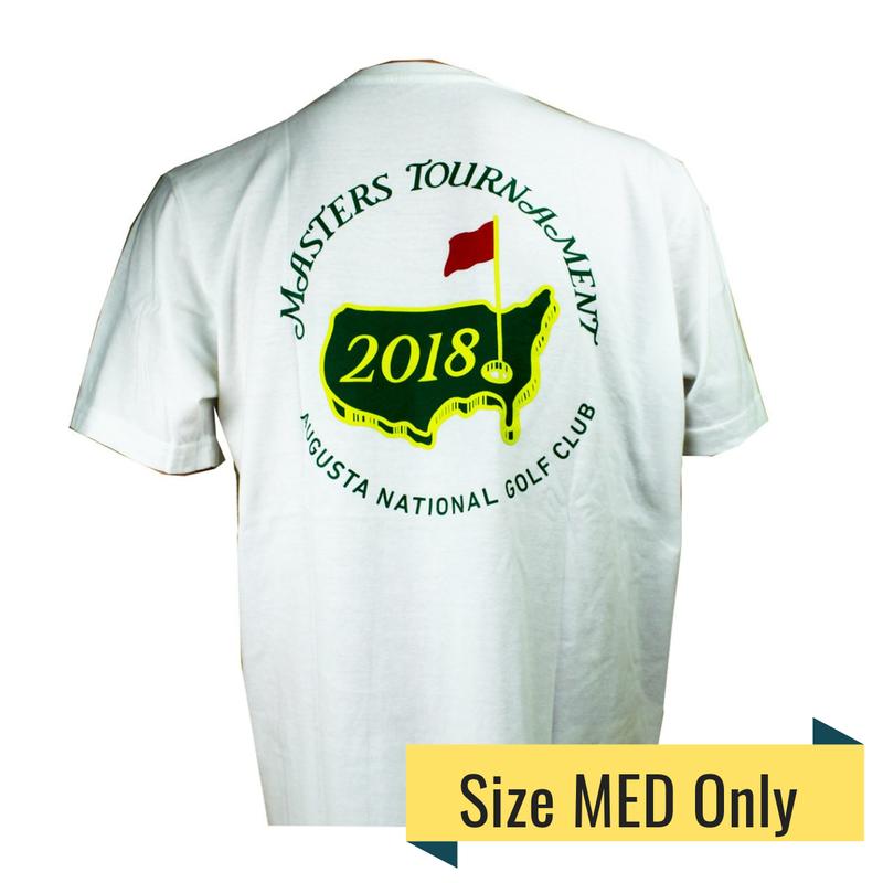 2019 Masters Logo T Shirt White Tshirt Logo Tech T Shirts Shirts