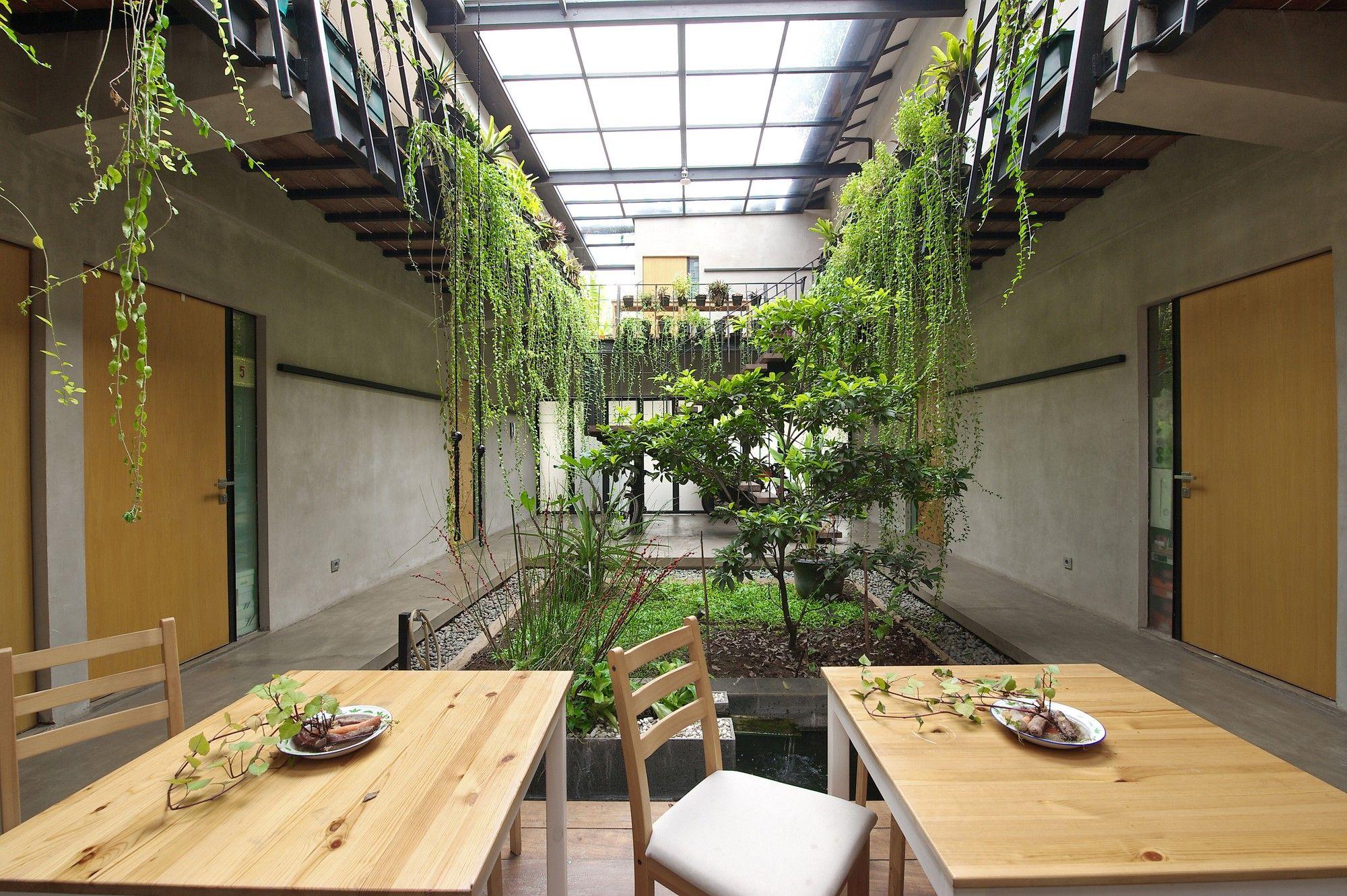 Boarding house in Cilandak, South Jakarta, Indonesia