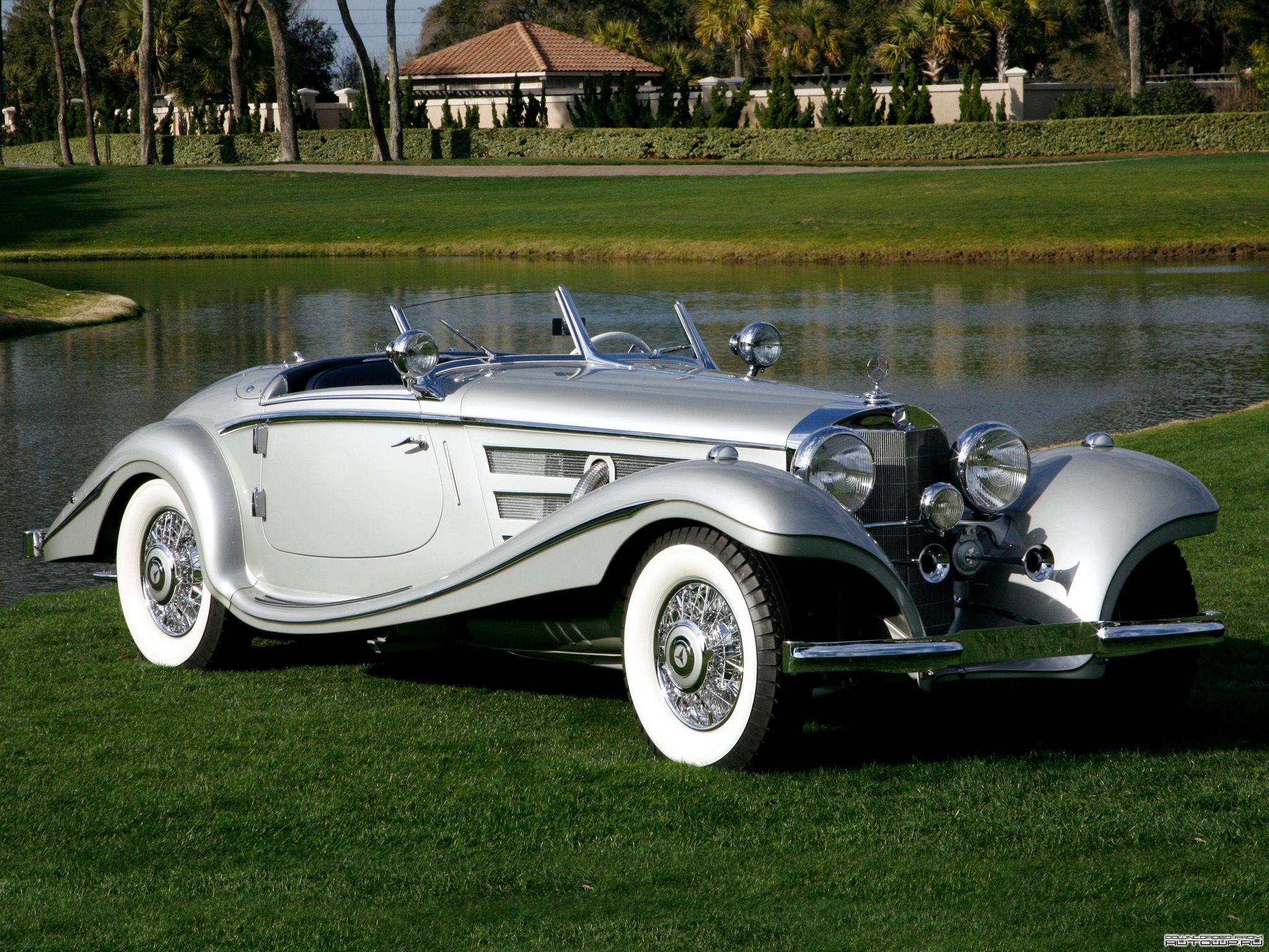 mercedes benz 500k special roadster 193637