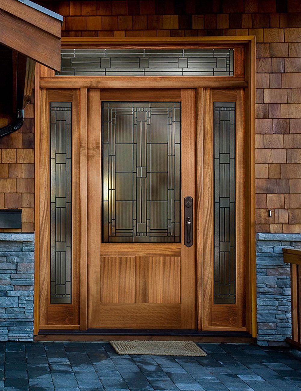 Improve Your Entrances With Decorative Door Design Motiq Online