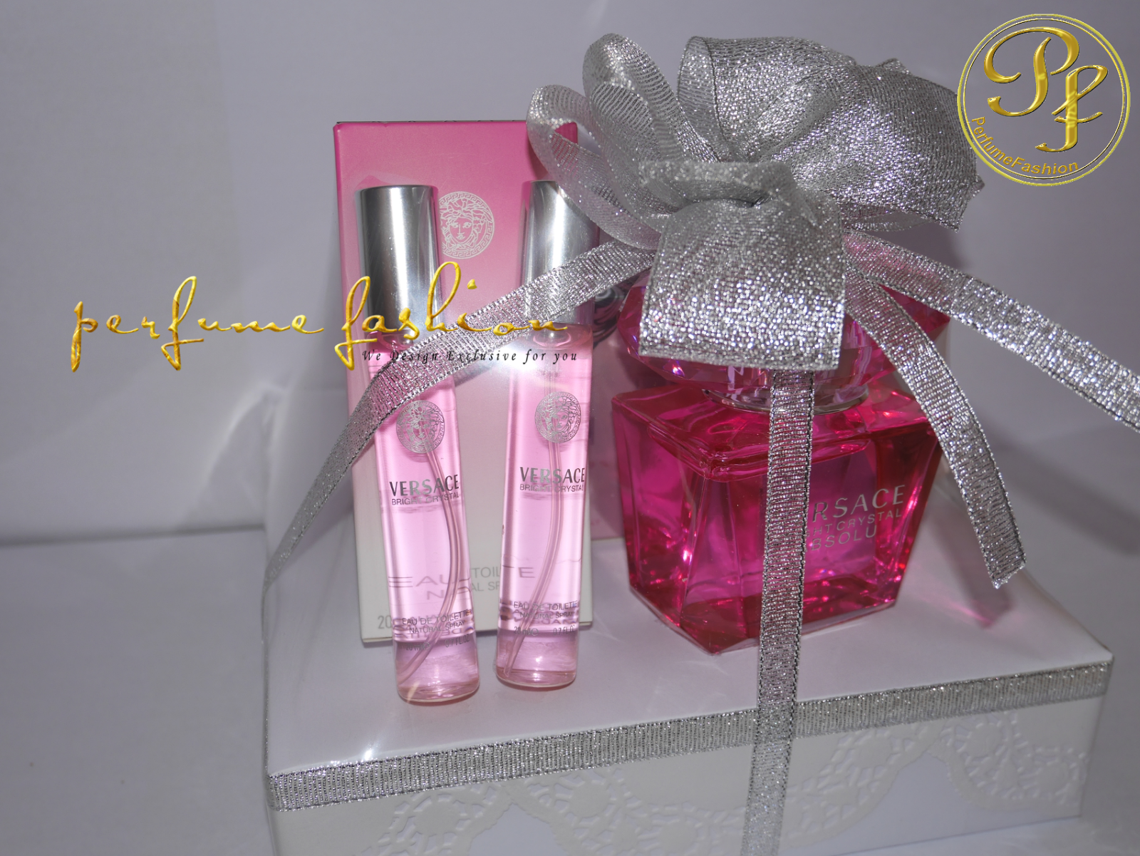Set Versace Absolu By Perfumefashion Set Hantaran Perfume