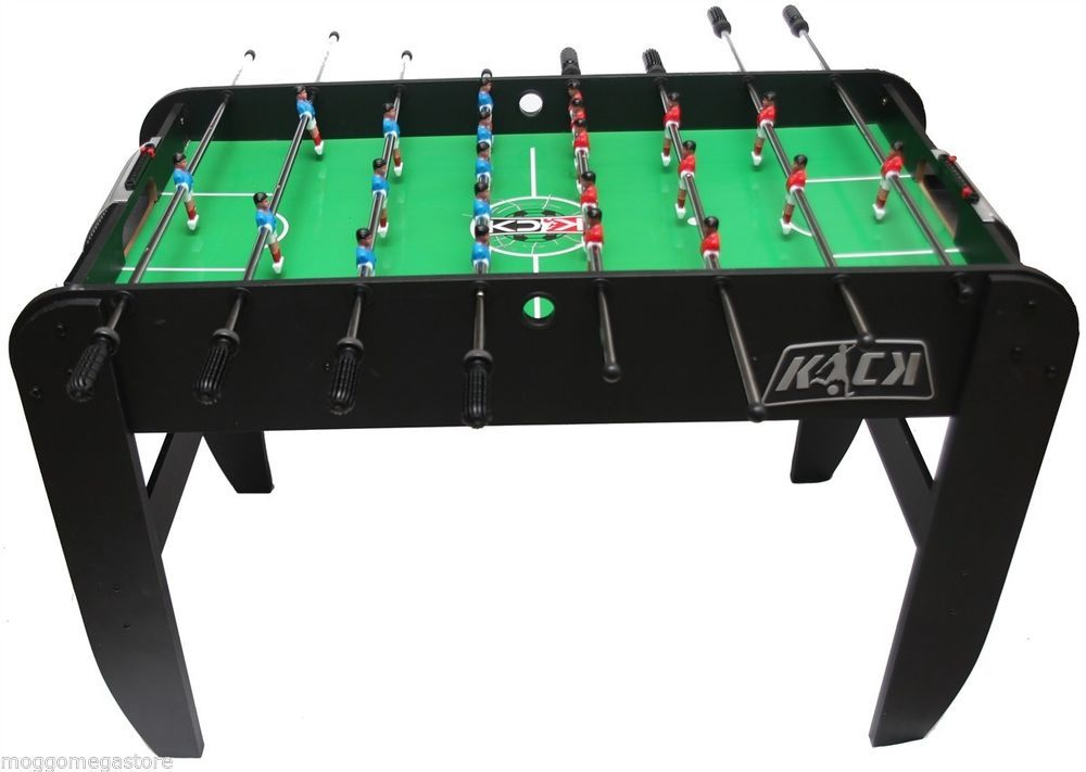 Kick Liberty 48 Foosball Soccer Table Arcade Game Room Hockey Foosball Table Kick Arcade Game Room Foosball Soccer Table