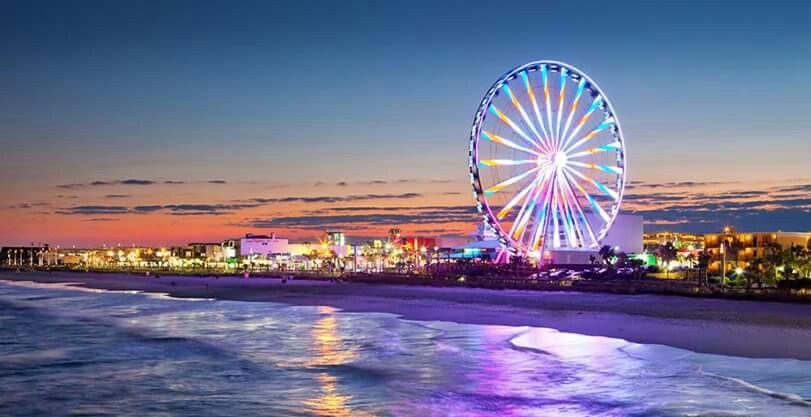 myrtle beach destination analysis Myrtle beach convention  folks to soak up some fun makes myrtle beach a popular destination for all  accompanied by an analysis by meetings focus.
