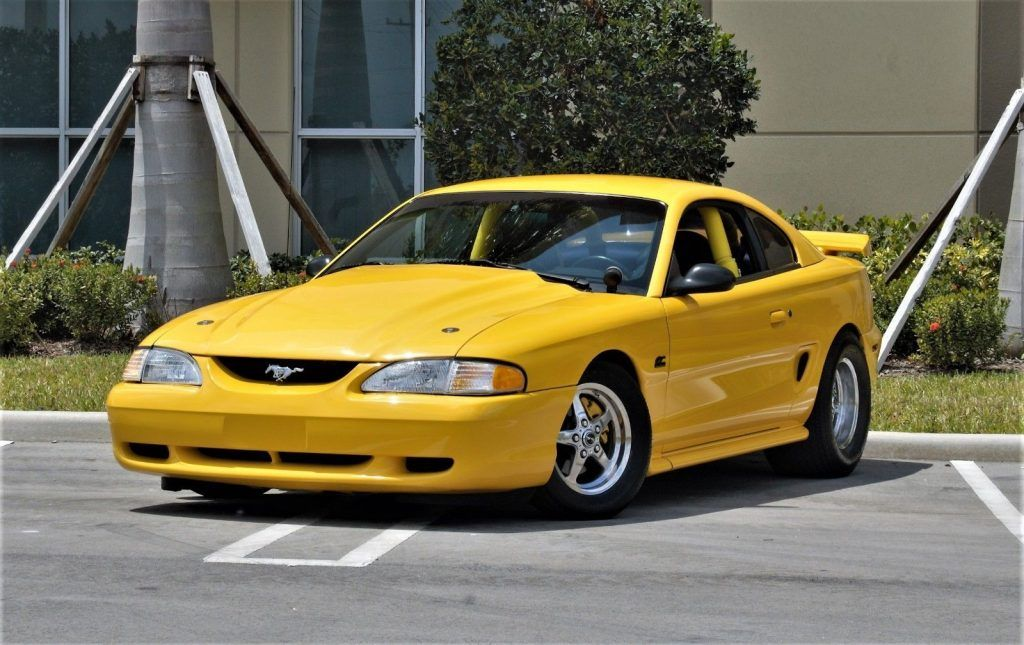 Are You A Fan Of A Legend Named Ford Mustang And Want Some