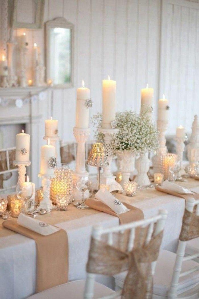 Table Decoration Wedding 88 Festive