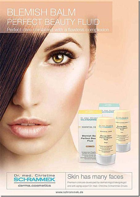 The Original Bb Cream Dr Schrammek Bb Perfect Beauty Fluid Review Blemish Balm Proper Skin Care The Balm