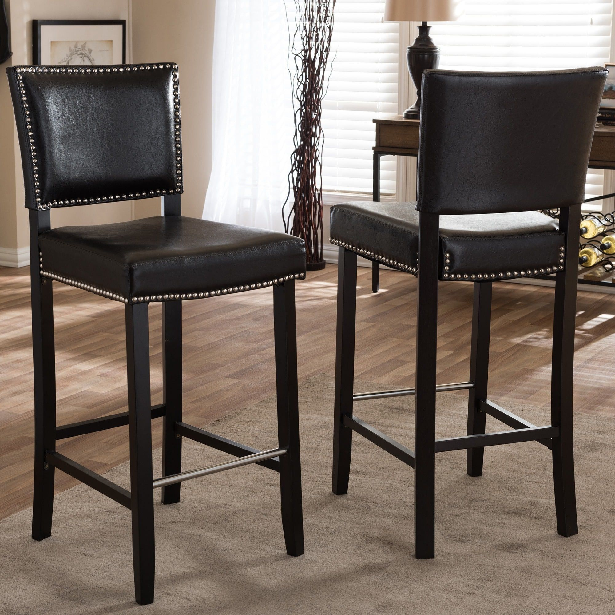Furniture Dining Room Bar Stools Traditional
