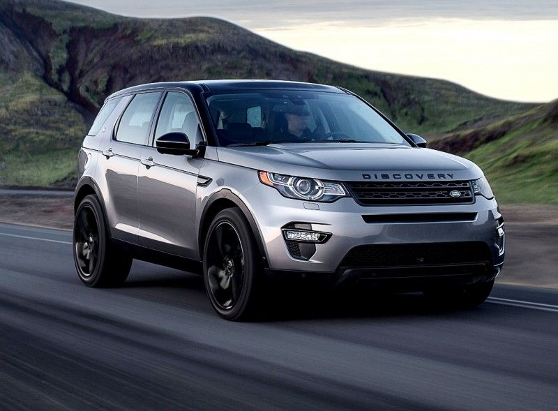 Update1 With 88 New Photos 2015 Land Rover Discovery Sport