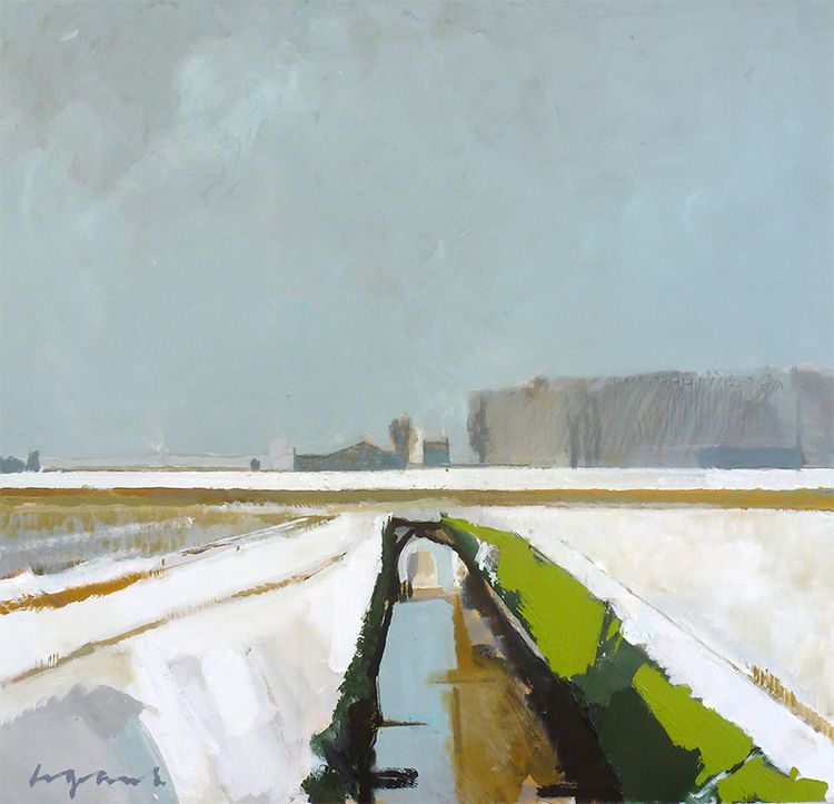 archive — Fred Ingrams (With images) Abstract landscape