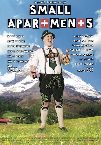 Small Apartments Movie Jonas Åkerlund
