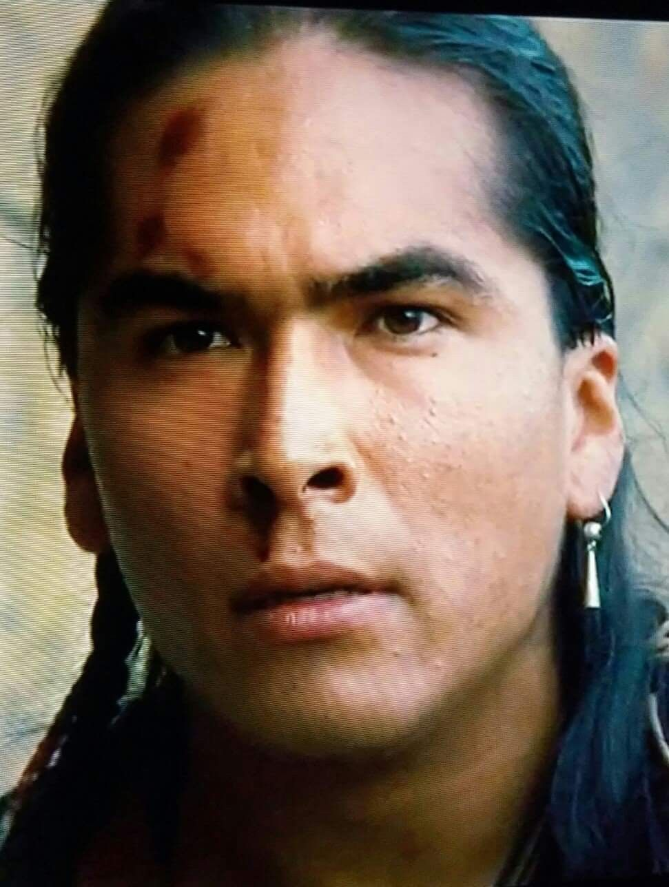 Eric Schweig In Last Of The Mohicans – The last of the mohicans (original title).