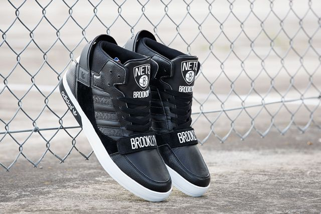 Brooklyn Noirblanc Basket adidas 8 Adidas Nets Crazy Nets n80wXPOk