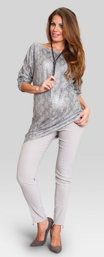 f6adfc2507aac mocca glitter top | Pregnancy Clothes - Tops (Odzież ciążowa ...