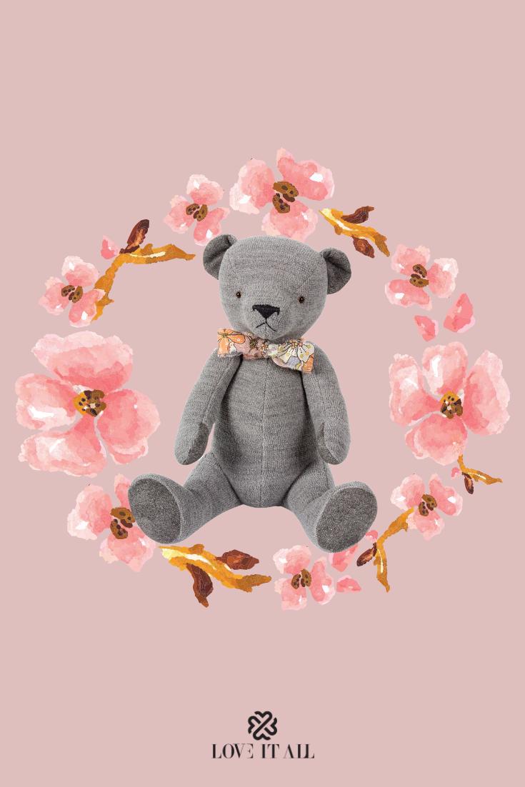Maileg Grauer Teddybar Im Retrostil In 2020 Retro Spielzeug Bar Geschenke Fur Kinder