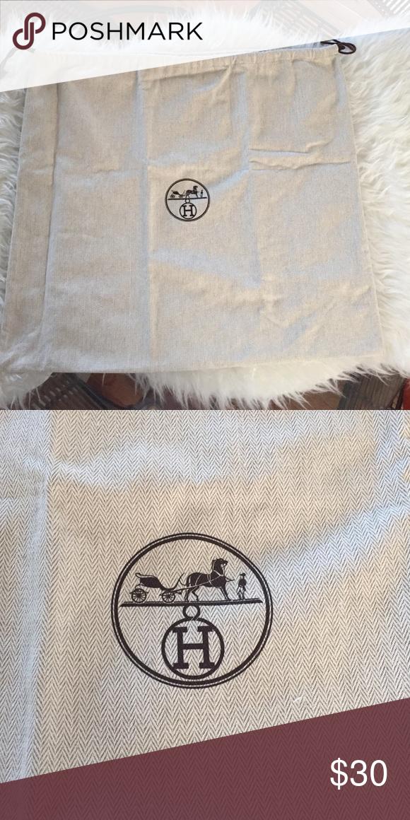 Hermes Dust Bag Bags