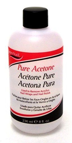 Super Nail 8oz Pure Acetone Polish Remover (6 Pack) * Check this awesome product by going to the link at the image.