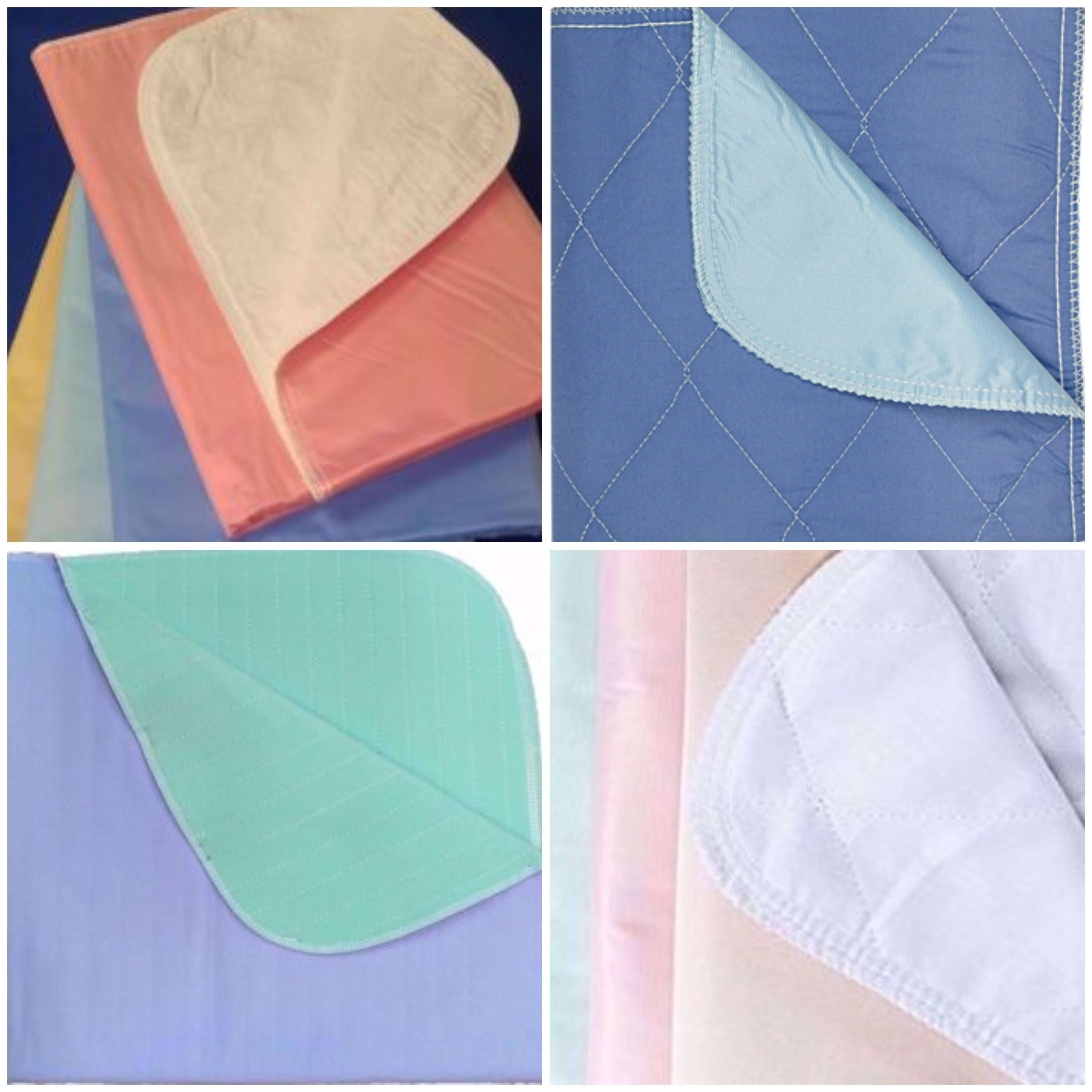 Washable, Wholesale incontinence Underpads are reusable in