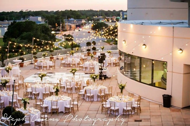 Orlando Science Center Orlando Fl Best Wedding Venue Florida