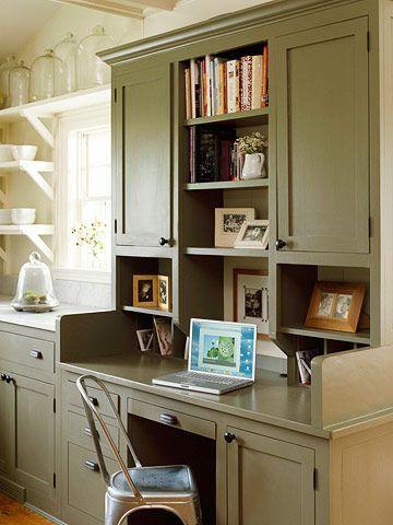 Beautiful Workstation Kitchen Work Station Home Kitchen Desks