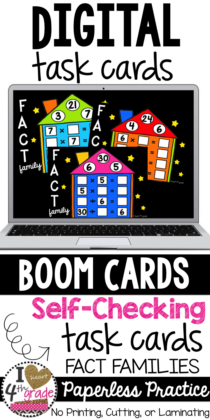 Digital Task Cards | Boom Digital Task Cards | Digital Learning ...
