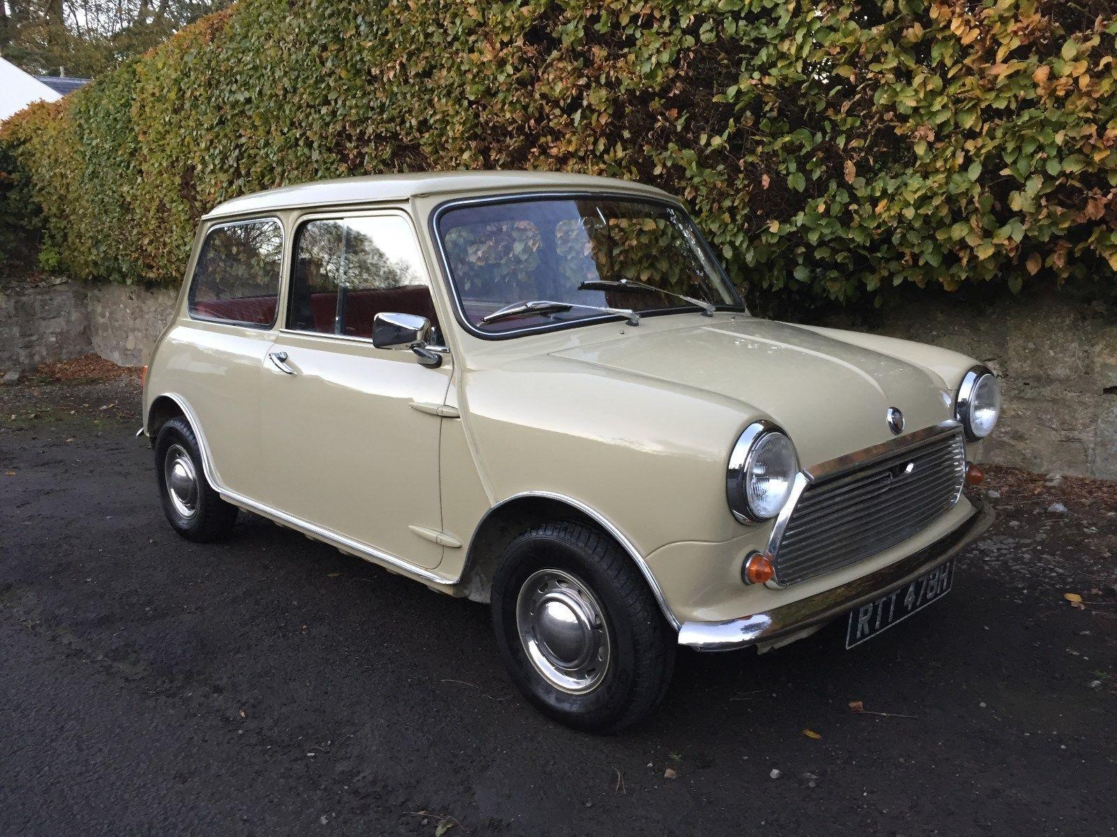 eBay: Austin Mini MK2 1969 #classiccars #cars   UK Classic Cars ...