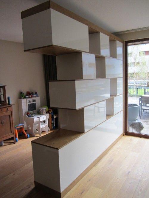 roomdivider Amsterdam Osdorp interiors_small_spaces Pinterest