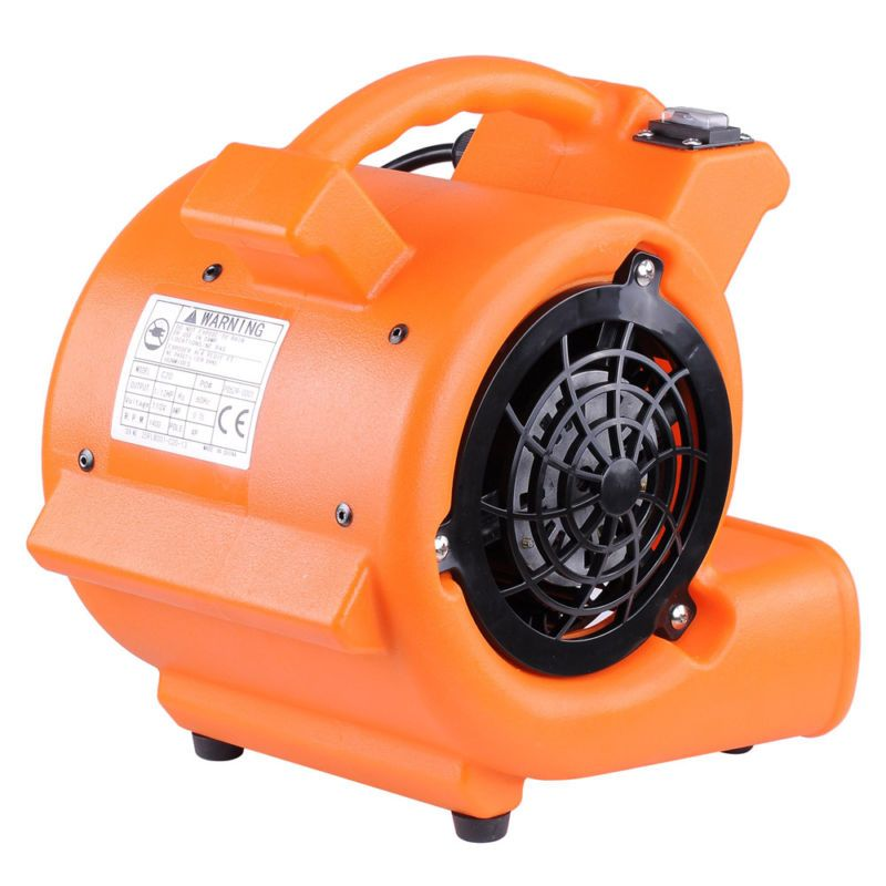 Commercial Air Mover Blower Carpet Dryer 349cfm Floor Drying Industrial Fan Ce Floor Drying Industrial Dryer Industrial Fan Dryers For Sale Electric Carpet